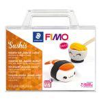 К-т глина Staedtler Fimo Soft, 4x25g, суши