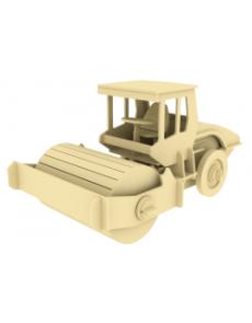 Дървен конструктор - Валяк – 78 части