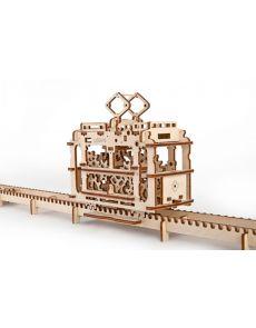 3D Механичен трамвай
