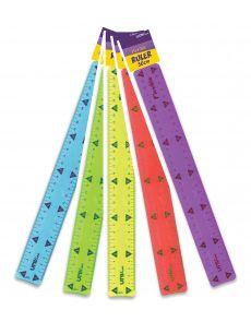 Линия Uniline Flexible, 30cm, асорти цветове