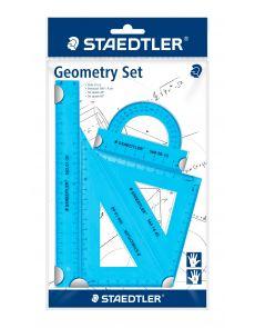 Геометричен комплект Staedtler 20cm,4 части, асорти