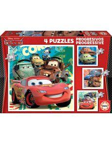 4 PROGRESSIVE CARS  (12-16-20-25 pcs)