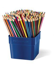 Цветни моливи Staedtler Noris 187, 144 броя в чаша