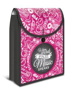 Чанта Herma Flexi Bag, PP, розова