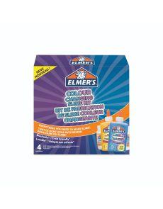 Комплект за слайм Elmers, променящи се цветове