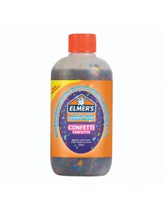 Магическа течност Elmer's, 259 ml, confetti