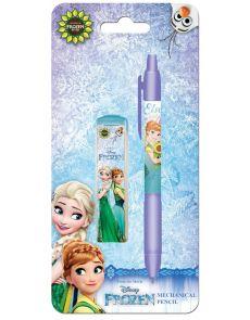 Автоматичен молив Frozen + графити 0.5 mm, блистер