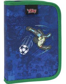 Несесер Sky Football, 1 цип, 1 пр, пълен
