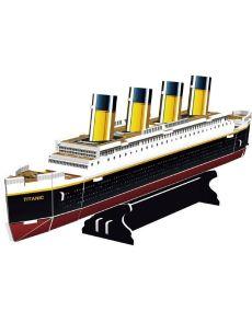 Мини пъзел 3D – RMS Титаник