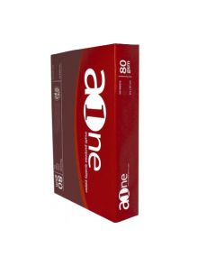 Копирна хартия A One А3, 80g, опаковка 500