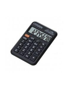 Джобен калкулатор Citizen LC 110N, 8 разряда, черен