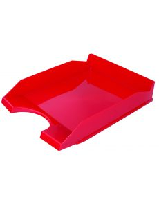 Хоризонтална поставка Office Products, червена