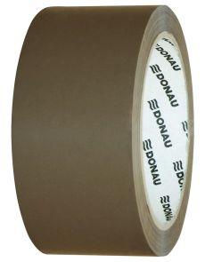 Опаковъчна лента Solvent Donau 48mm х 60m, кафява
