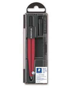 Комплект пергел Staedtler NC 550 50 с графити, мет.черв