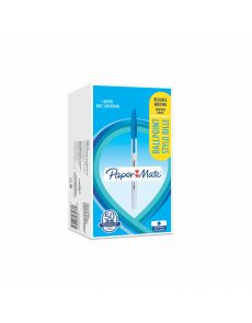 Химикалка Papermate 045, 1.0 mm, синя