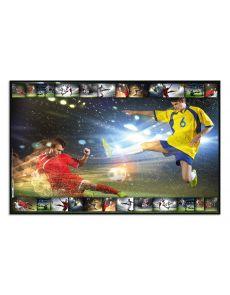Подложка за бюро Herma, 55x35 cm, футбол