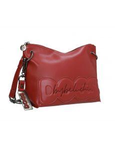 Чанта Dogs by Beluchi 29370, 26,5x10x20,5, червена