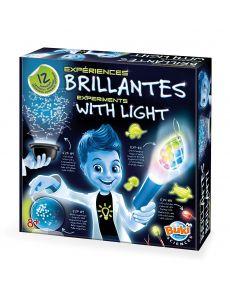 Комплект Експерименти - Светлина