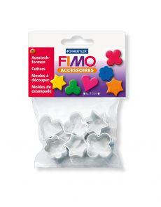 Комплект метални формички Staedtler Fimo 8724, 6 броя