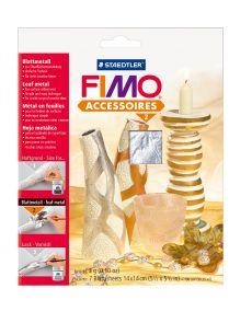 Метално фолио за декорации Staedtler Fimo 8780,медно