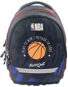 Ергономична раница NBA, 31х17х45 cm