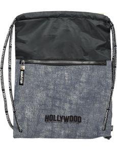 Чанта за спорт Hollywood, 35x44cm, сива