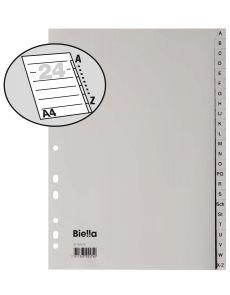 Разделители Q-Connect пластмасови, A-Z