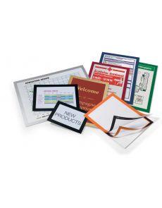 Информационно табло сзл. Magaframe A4 опаковка 10, оранж