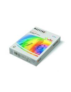 Копирна хартия Maestro Color 80g опаковка 500 стзлатоAG10