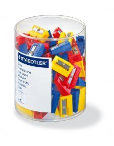 Острилка Staedtler 510 50 единична,опаковка 100 броя,асорти