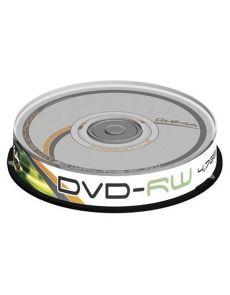 DVD-RW Omega Freestyle 4.7GB, 4x, опаковка 10 броя на шпиндел