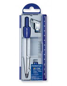 Комплект пергел Staedtler NC 550 60 с графити и адаптор