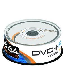 DVD-R Omega Freestyle 4.7GB, 16x, опаковка 50 броя на шпиндел