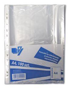 Джоб с перфорация кристал, 30микрона А4, опаковка 100