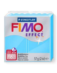 Полимерна глина Staedtler Fimo Effect,57g, неон син 301