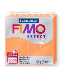 Полимерна глина Staedtler Fimo Effect,57g, неон оранжев 401