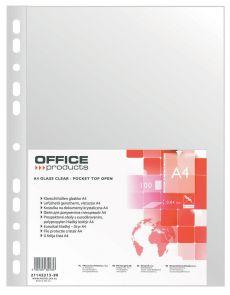 Джоб Office Products с перф.кристал, А4,40микронаопаковка 100