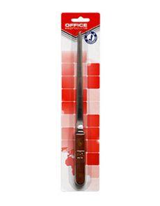 Нож за писма Office Product с дървена дръжка, 25cm