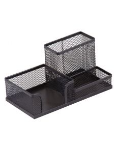 Органайзер за бюро, метална мрежа
