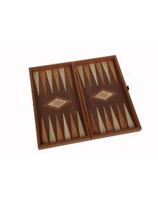 Дървена табла и шах Manopoulos: Венге и Дъб