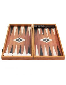 Дървена табла Manopoulos: Орех - среден размер