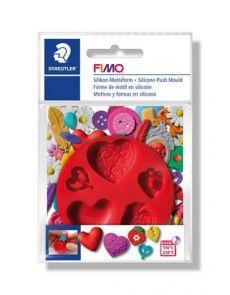 Шаблони Staedtler Fimo 8725, Hearts