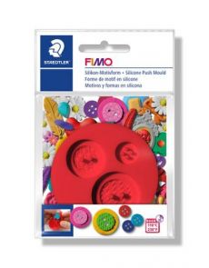 Шаблони Staedtler Fimo 8725, Buttons