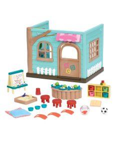 Li'l Woodzeez – комплект за игра – Детска ясла