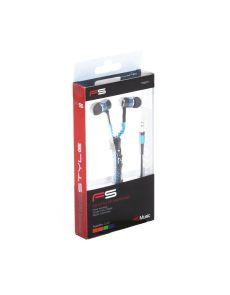 Слушалки с микрофон Freestyle FH2111, сини
