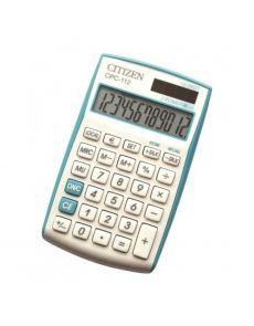 Настолен калкулатор Citizen Vivid CPC 112, син