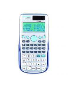 Научен калкулатор Donau Tech, 10+2, сребрист