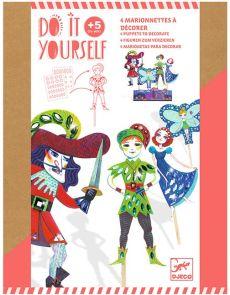 Комплект направи куклен театър Peter Pan