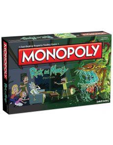 Монополи – Рик и Морти