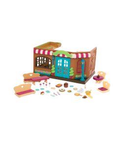 Li'l Woodzeez – комплект за игра – ресторант